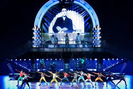 Le spectacle Viva Elvis, le nouveau bébé du... (Photo fournie par le Cirque du Soleil)