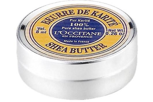 Beurre de karité l'Occitane... (Photo: La Presse)