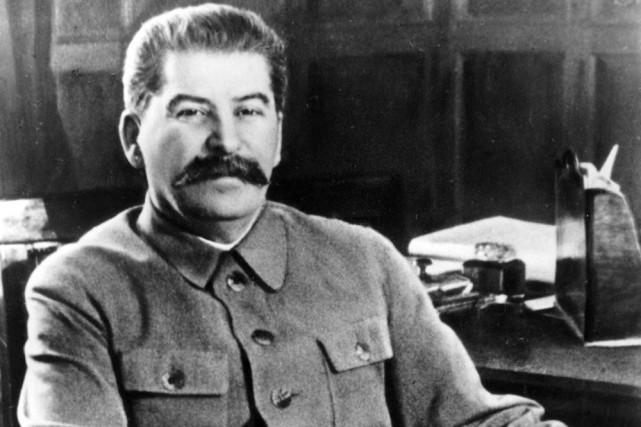 Staline photographié en 1950.... (Photo: archives La Presse)
