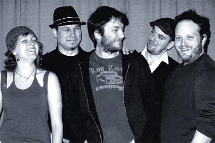La formation Bernadette (Amélie Poirier-Aubry, Pascal Poirier, Francis... (Photo: fournie par Bernadette)
