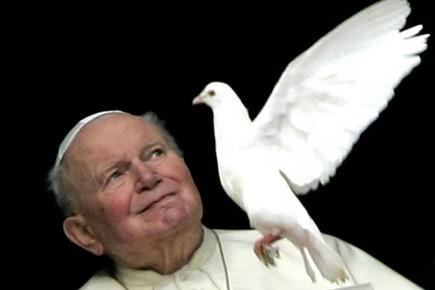 Jean Paul II s'infligeait des châtiments corporels, révèle... (Photo: Reuters)