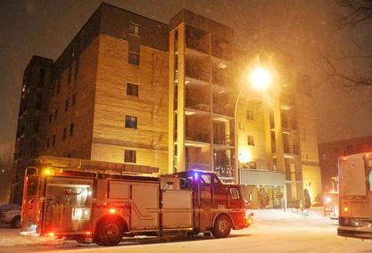 D but d 39 incendie au centre ville de sherbrooke ren for Airess incendie