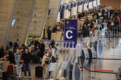 L'aéroport Pierre-Elliott-Trudeau.... (Photo: Bernard Brault, Archives La Presse)