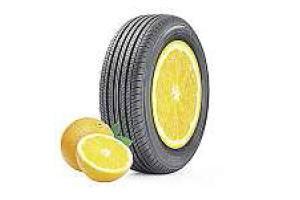 Le nouveau «pneu vert» de Yokohama est orange.