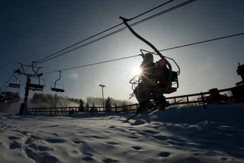 Les voyageurs qui visitent la Mongolie pourront désormais compter sur une... (Photo: archives La Presse)