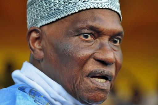Abdoulaye Wade s'est hissé au pouvoir grâce à... (Photo: AFP)