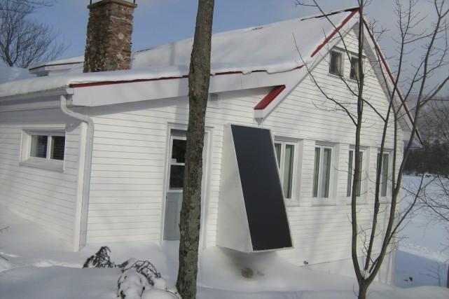 capteur solaire chauffe air carole thibaudeau conseils. Black Bedroom Furniture Sets. Home Design Ideas