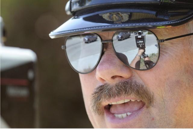 Un multimillionnaire devra payer 300 000$... pour un excès de vitesse! (Photo La Presse Canadienne)
