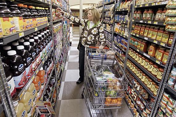 «Rendre obligatoire l'étiquetage des aliments contenant des organismes... (Photothèque Le Soleil)