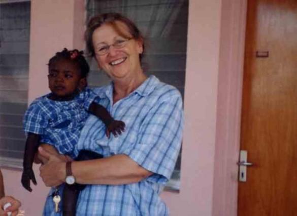 Rita Vallée crie à l'aide. La Chicoutimienne demande de l'aide internationale... (Courtoisie)