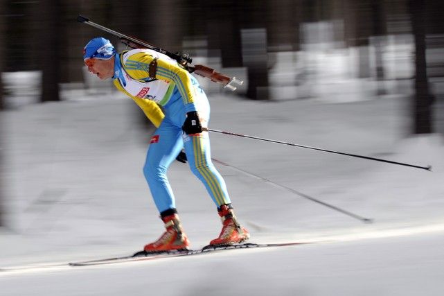 Sergueï Sednev... (Photo: AFP)