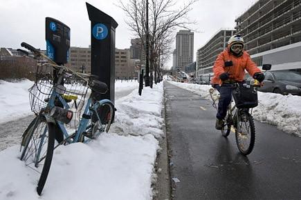 El Nino est à l'origine des températures hivernales anormalement douces qui ont... (Photo: Robert Skinner, La Presse)