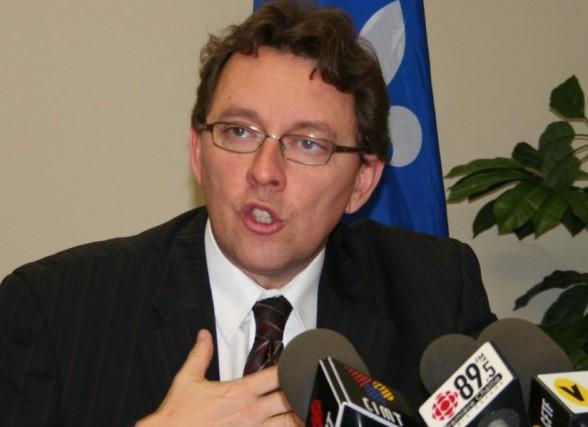 Jean D'Amour s'était exclu du caucus libéral, l'automne... (Photothèque Le Soleil)