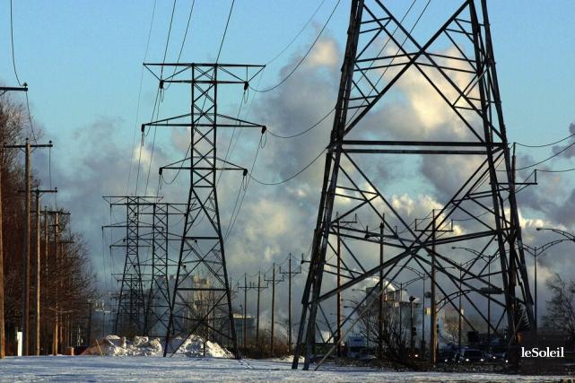 La facture annuelle d'un ménage chauffé à l'électricité... (Photothèque Le Soleil)