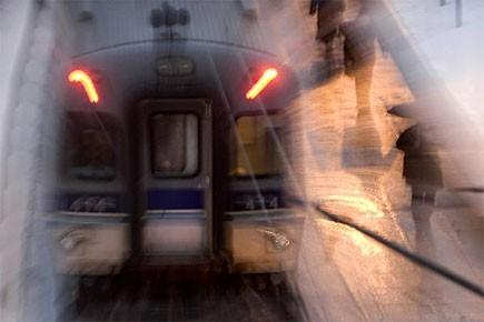 Une mise en service partielle du Train de... (Photo: David Boily, archives La Presse)