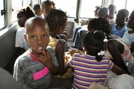 De nombreux enfants ont été adoptés depuis le... (Photo: Reuters)