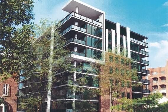Le prix moyen du logement du nouveau projet... (Illustration fournie par résidences M. Boutin)