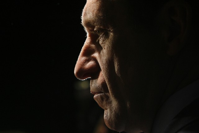 Bob Gainey... (Photo: Patrick Sanfaçon, La Presse)