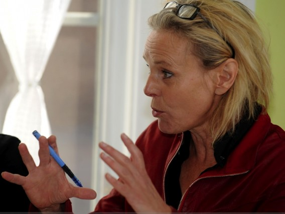 La conseillère municipale Chantal Gilbert croit bien qu'il... (Photothèque Le Soleil, Erick Labbé)