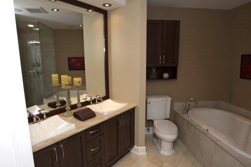 Tendances maison en 2011 l 39 cologie et les espaces ouverts l 39 honne - Salle de bains tendance ...