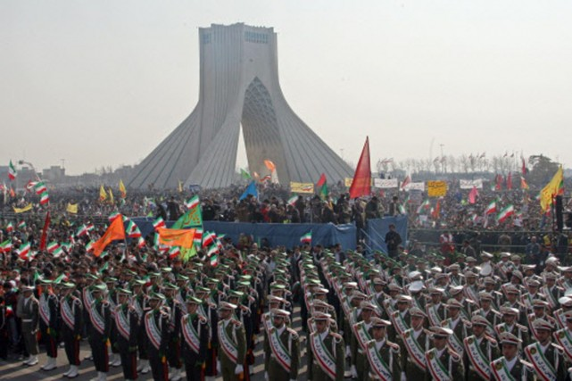 Un million de personnes se sont rassemblées à... (Photo: AFP)