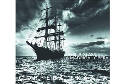 Pochette cd de Philip Glass...