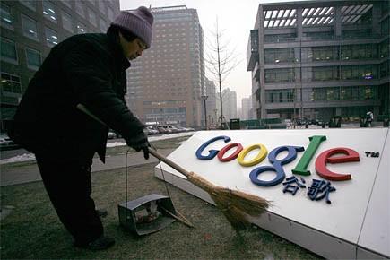 Google a dénoncé à la mi-janvier des attaques... (Photo: Reuters)
