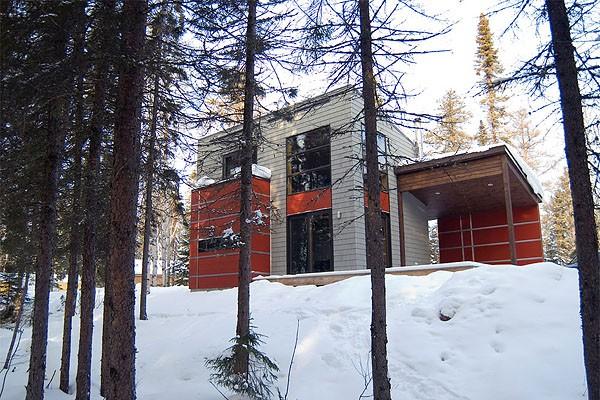 L'architecte Éric Tremblay habite un appartement dans le Plateau. Pour... (Photo: Fournie par Éric Tremblay)
