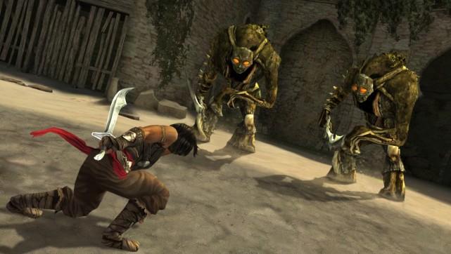 Le nouveau jeu de la série Prince of... (Ubisoft)