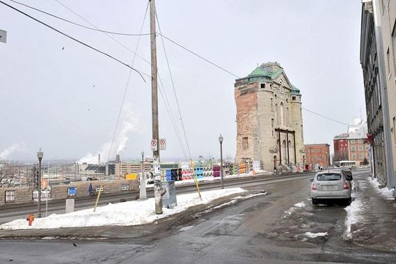 Le Patro Saint-Vincent-de-Paul en 2010... (Le Soleil, Steve Deschênes)