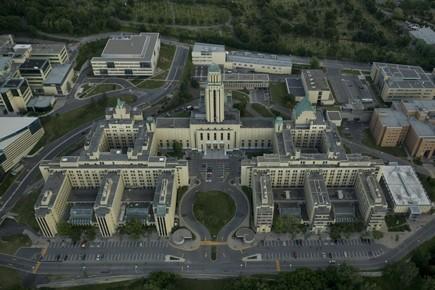 L'établissement le plus mal en point: l'Université de... (Photo: David Boily, archives La Presse)
