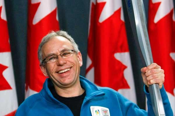 Multiple médaillé d'or des Jeux paralympiques, Arnold Boldt... (Martin Roy, LeDroit)