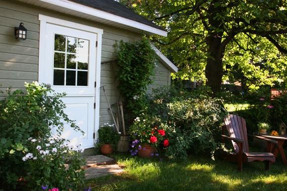 Am nagements paysagers quand le budget a ses limites for Petit jardin paysager