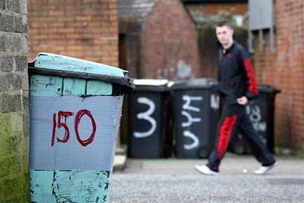 Plusieurs conseils municipaux de Grande-Bretagne ont installé ces... (Photo: AP)