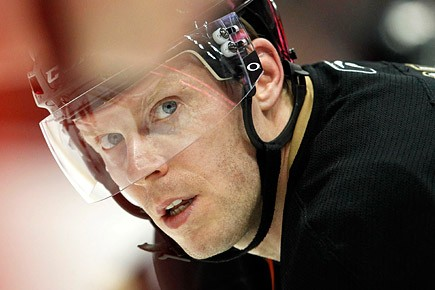 Saku Koivu... (Photo: Reuters)