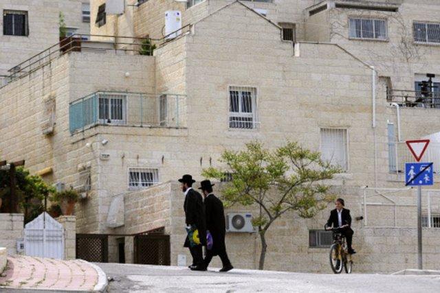 Une colonie juive de Jérusalem-est.... (Photo: Reuters)