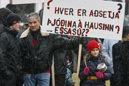 La crise de l'automne 2008 qui a ruiné... (Photo: Bob Strong, Reuters)