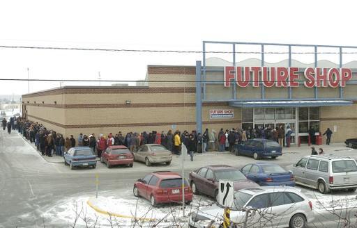 Le magasin Bouclair emménagera dans une partie des... (Archives La Tribune)