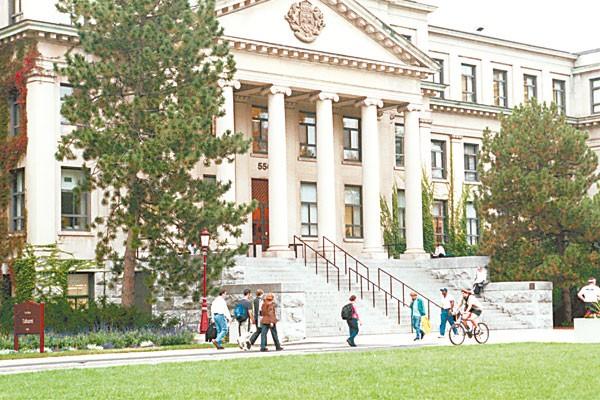 Université d'Ottawa... (Archives, LeDroit)