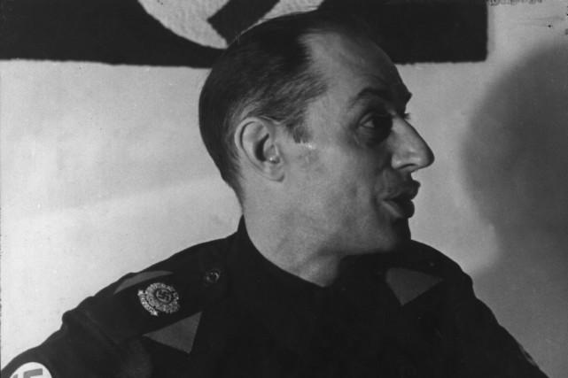 Adrien Arcand, une figure méconnue du fascisme québécois.... (Photo: Lux éditeur)