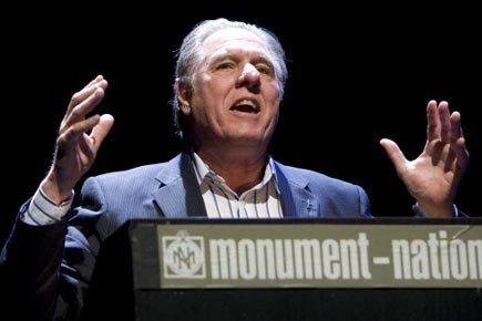 Le député du Parti québécois, Pierre Curzi, est... (Photo: Robert Skinner, La Presse)