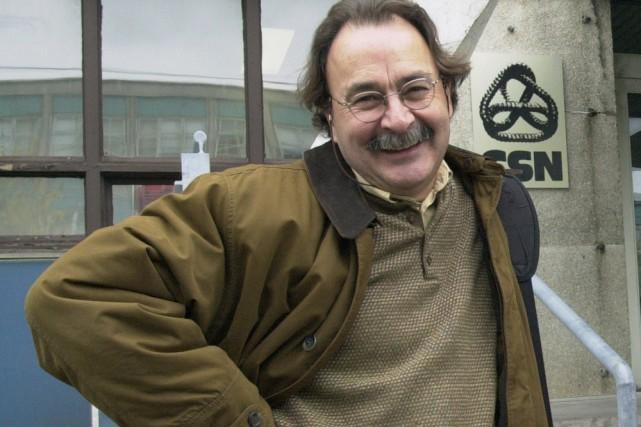 Le réalisateur Robert Ménard... (Photo: archives La Presse)