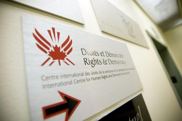 Le gouvernement Harper signe l'arrêt de mort de l'organisme Droits et... (Archives, La Presse)