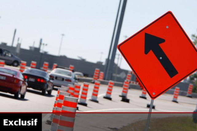 Le ministère des Transports a admis que 76... (Photo: Ivanoh Demers, archives La Presse)