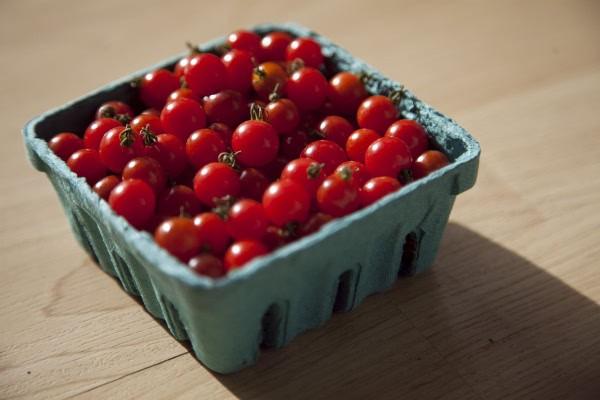 La tomate reste un bon aliment pour lutter... (Photo: archives La Presse)