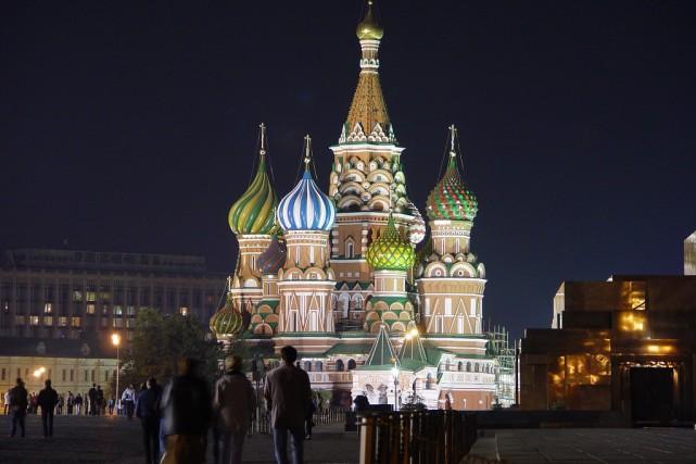 Moscou est la ville la plus chère du... (PHoto: AP)