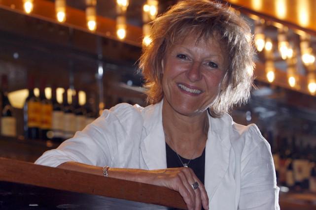 Lorraine Pintal... (Photo: Robert Mailloux, La Presse)