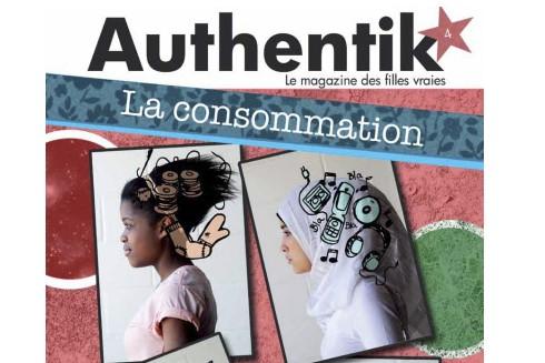 Le magazine Authentik es disponible gratuitement dans tous...
