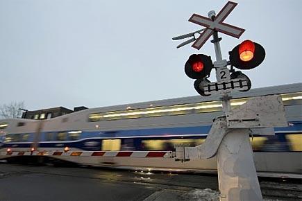 Depuis plusieurs années, le sort du train de... (Photo: archives David Boilyt)