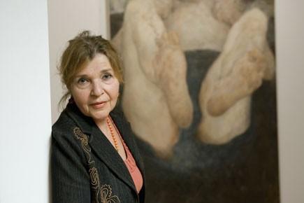 Née à Trinité de parents juifs allemands, Marion... (Photo: André Tremblay, La Presse)